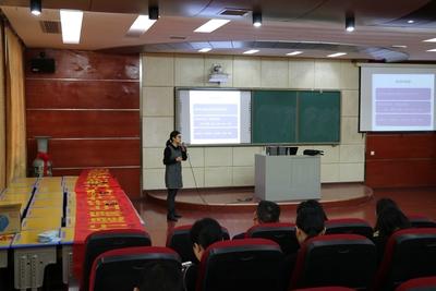 青少年健康生活方式主題講座在宜春一中舉行